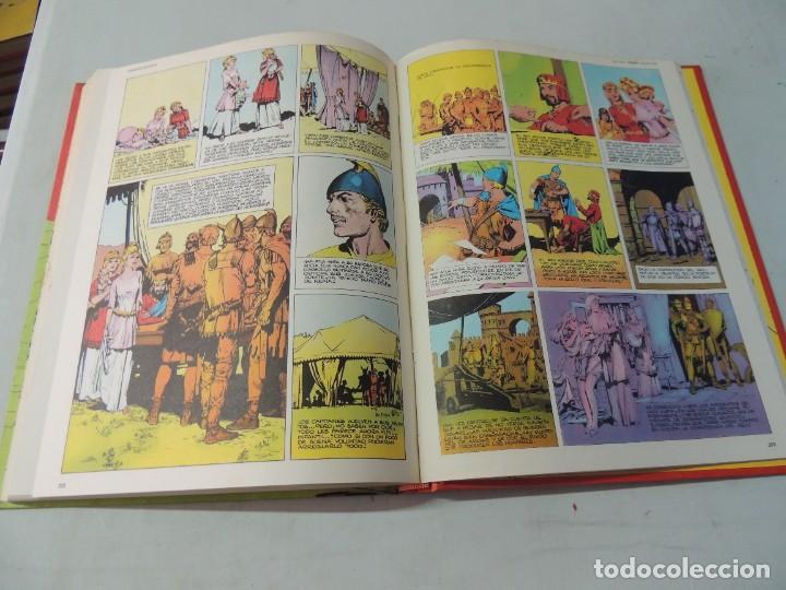 Cómics: PRINCIPE VALIENTE 8 TOMOS COMPLETA - BURU LAN 1972/3 .- HAL FOSTER - Foto 22 - 286145298