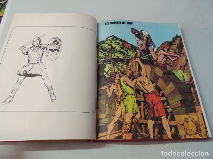 Cómics: PRINCIPE VALIENTE 8 TOMOS COMPLETA - BURU LAN 1972/3 .- HAL FOSTER - Foto 24 - 286145298
