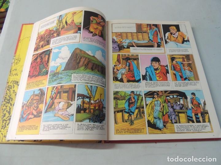 Cómics: PRINCIPE VALIENTE 8 TOMOS COMPLETA - BURU LAN 1972/3 .- HAL FOSTER - Foto 25 - 286145298