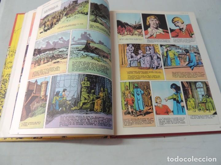 Cómics: PRINCIPE VALIENTE 8 TOMOS COMPLETA - BURU LAN 1972/3 .- HAL FOSTER - Foto 26 - 286145298