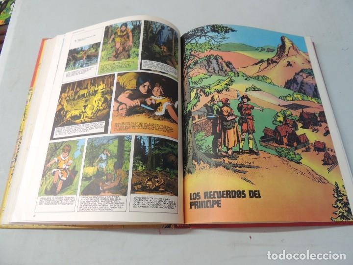 Cómics: PRINCIPE VALIENTE 8 TOMOS COMPLETA - BURU LAN 1972/3 .- HAL FOSTER - Foto 27 - 286145298