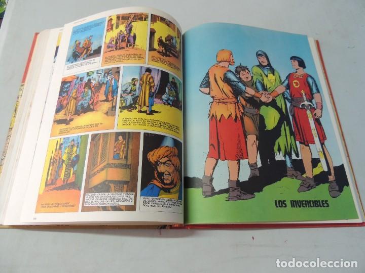 Cómics: PRINCIPE VALIENTE 8 TOMOS COMPLETA - BURU LAN 1972/3 .- HAL FOSTER - Foto 28 - 286145298