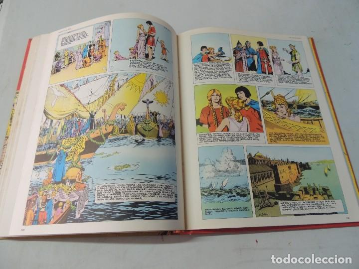 Cómics: PRINCIPE VALIENTE 8 TOMOS COMPLETA - BURU LAN 1972/3 .- HAL FOSTER - Foto 29 - 286145298