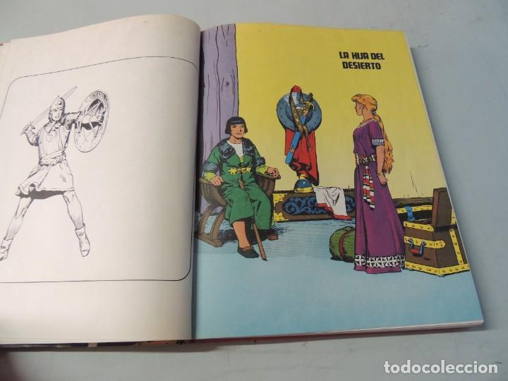 Cómics: PRINCIPE VALIENTE 8 TOMOS COMPLETA - BURU LAN 1972/3 .- HAL FOSTER - Foto 31 - 286145298