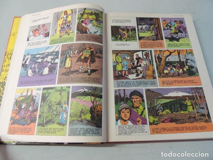 Cómics: PRINCIPE VALIENTE 8 TOMOS COMPLETA - BURU LAN 1972/3 .- HAL FOSTER - Foto 32 - 286145298