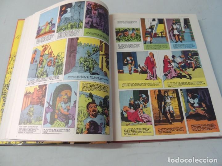 Cómics: PRINCIPE VALIENTE 8 TOMOS COMPLETA - BURU LAN 1972/3 .- HAL FOSTER - Foto 33 - 286145298