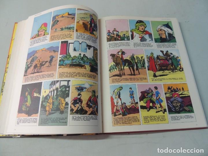 Cómics: PRINCIPE VALIENTE 8 TOMOS COMPLETA - BURU LAN 1972/3 .- HAL FOSTER - Foto 34 - 286145298