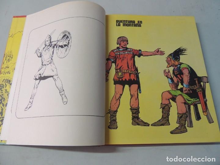 Cómics: PRINCIPE VALIENTE 8 TOMOS COMPLETA - BURU LAN 1972/3 .- HAL FOSTER - Foto 39 - 286145298