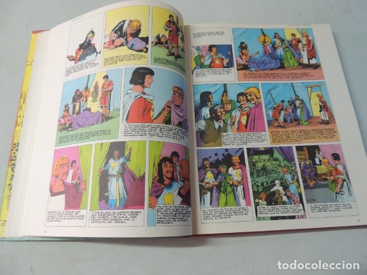 Cómics: PRINCIPE VALIENTE 8 TOMOS COMPLETA - BURU LAN 1972/3 .- HAL FOSTER - Foto 41 - 286145298