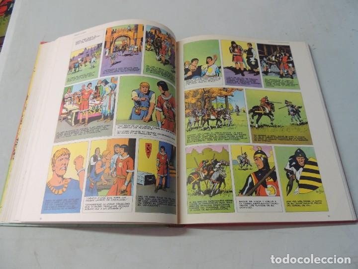 Cómics: PRINCIPE VALIENTE 8 TOMOS COMPLETA - BURU LAN 1972/3 .- HAL FOSTER - Foto 42 - 286145298