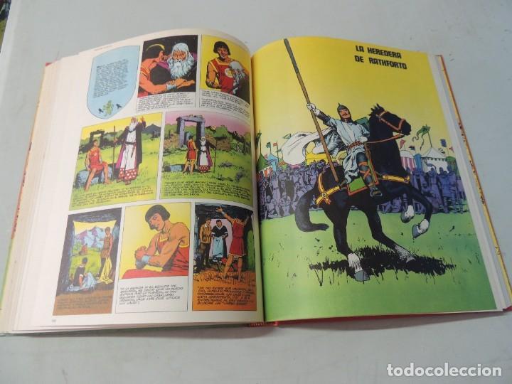 Cómics: PRINCIPE VALIENTE 8 TOMOS COMPLETA - BURU LAN 1972/3 .- HAL FOSTER - Foto 43 - 286145298