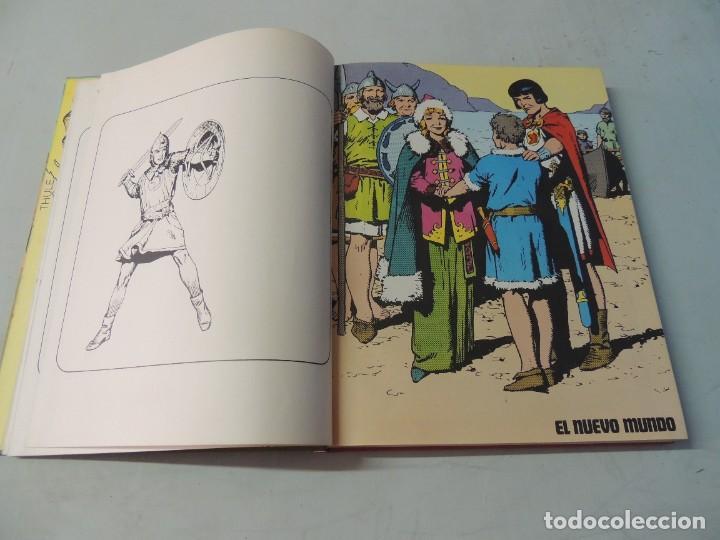 Cómics: PRINCIPE VALIENTE 8 TOMOS COMPLETA - BURU LAN 1972/3 .- HAL FOSTER - Foto 46 - 286145298