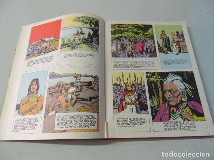 Cómics: PRINCIPE VALIENTE 8 TOMOS COMPLETA - BURU LAN 1972/3 .- HAL FOSTER - Foto 47 - 286145298