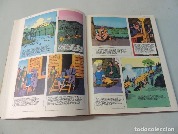 Cómics: PRINCIPE VALIENTE 8 TOMOS COMPLETA - BURU LAN 1972/3 .- HAL FOSTER - Foto 48 - 286145298