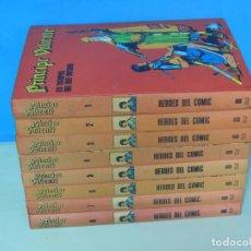 Cómics: PRINCIPE VALIENTE 8 TOMOS COMPLETA - BURU LAN 1972/3 .- HAL FOSTER. Lote 286145298