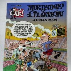 Comics: COLECCIÓN OLE MORTADELO N 169 ATENAS 2004. Lote 286334813