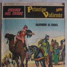 Cómics: PRINCIPE VALIENTE / Nº 64 / HEROES DEL COMIC / BURULAN - REF.154. Lote 286469108