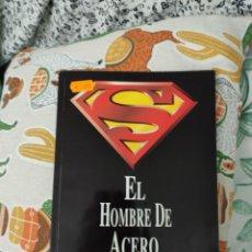 Cómics: SUPERMAN EL HOMBRE DE ACERO EDICIÓN VID. Lote 286554988