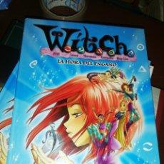 "Comics: WITCH N°16 "" LA HORA DEL ENGAÑO"" PLANETA JÚNIOR. Lote 286603343"