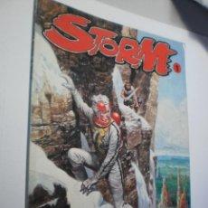 Comics: STORM Nº 1. EL OCÉANO DESAPARECIDO. SARPE 1984 COLOR RÚSTICA (BUEN ESTADO). Lote 286718418