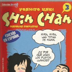 Cómics: SHIN CHAN 3. Lote 286959918