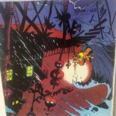 Fumetti: TEBEO LOS MALEFICIOS DEL TIO HERMES. ISABEL ALBUM 1. COLECCIÓN SEEP/MUNDIS.. Lote 286984298