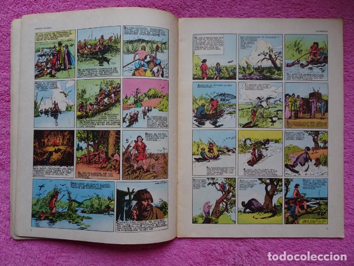 Cómics: príncipe valiente 1 los caballeros de la tabla redonda héroes del comic ediciones buru lan 1972 - Foto 4 - 287059603