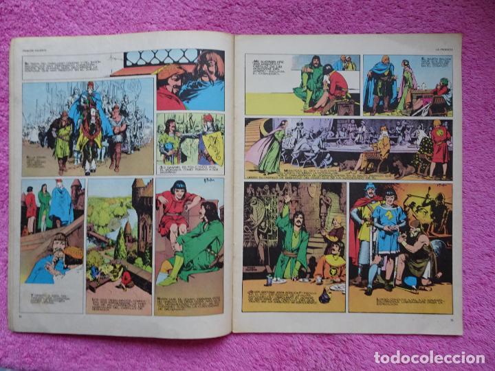 Cómics: príncipe valiente 2 la emboscada héroes del comic ediciones buru lan 1972 - Foto 4 - 287059858