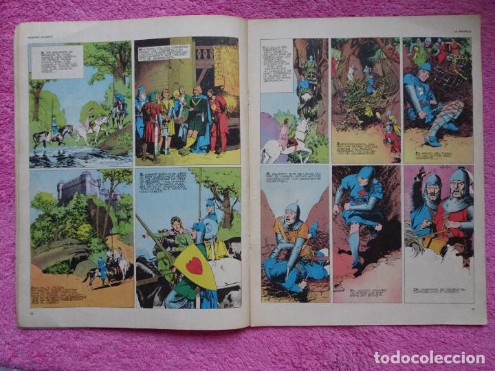 Cómics: príncipe valiente 2 la emboscada héroes del comic ediciones buru lan 1972 - Foto 5 - 287059858