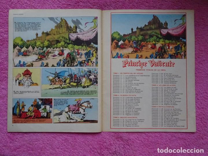 Cómics: príncipe valiente 2 la emboscada héroes del comic ediciones buru lan 1972 - Foto 6 - 287059858