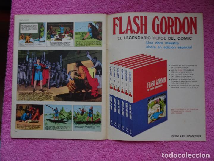Cómics: príncipe valiente 5 el torneo héroes del comic ediciones buru lan 1972 - Foto 6 - 287061043