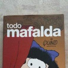 Cómics: TODO MAFALDA - QUINO - CIRCULO DE LECTORES - 2005. Lote 287144218