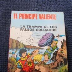 Cómics: EL PRINCIPE VALIENTE Nº 3 LA TRAMPA DE LOS FALSOS SOLDADOS; PRODUCCIONES EDITORIALES. Lote 287385778