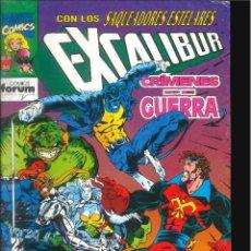 Comics: EXCALIBUR VOLUMEN 1 CÓMICS FÓRUM MARVEL NÚMERO 62. Lote 287580213