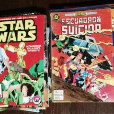 Cómics: LOTE 60 COMICS VARIOS MARVEL FORUM- DC ZINCO.... Lote 287580838