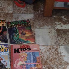 Cómics: 10 COMICS METAL HURLANT. Lote 287593558
