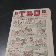 Cómics: TEBEO TBO NUMERO 1022 BARCELONA. Lote 287626063