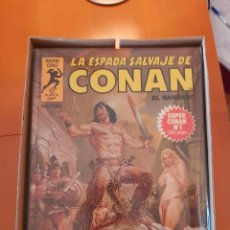 Cómics: SUPER CONAN. PLANETA 1° EDICION. 1982. NUEVA DE KIOSKO. Lote 287660058