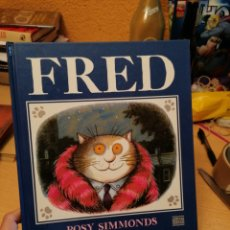 Cómics: FRED. POSY SIMMONS. EN ITALIANO. Lote 287670303
