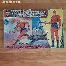 Cómics: COMICS. COLECCIÓN HÉROES MODERNOS. EL HOMBRE ENMASCARADO. Lote 287686028