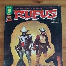 Comics : COMICS. REVISTA PARA ADULTOS. RUFUS Nº53. Lote 287710633