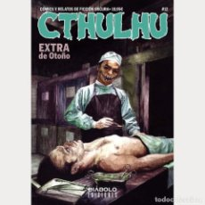 Cómics: REVISTA CTHULHU 12 EXTRA DE OTOÑO - DIABOLO. Lote 287870698