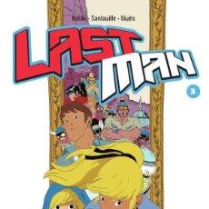 Cómics: LAST MAN 3 - VIVÉS, SANLAVILLE Y BALAK - DIABOLO. Lote 287872978