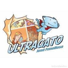 Cómics: ULTRAGATO - JOSÉ MIGUEL FONOLLOSA - DIABOLO. Lote 287877108