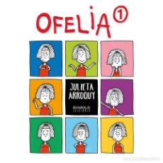Cómics: OFELIA 1 - JULIETA ARROQUY - DIABOLO. Lote 287877593