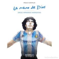 Cómics: LA MANO DE DIOS - PAOLO CASTALDI - DIABOLO. Lote 287877738
