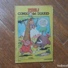 Cómics: PIPA Nº 6 PALOP- EDGAR- JOSÉ LANZÓN- CERDÁN- NIN -LAGOA. Lote 287886543