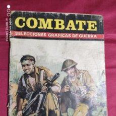 Cómics: COMBATE. SELECCIONES GRAFICAS DE GUERRA. Nº 63. PRODUCCIONES EDITORIA.. Lote 287887163