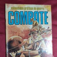 Cómics: COMBATE. SELECCIONES GRAFICAS DE GUERRA. Nº 115. PRODUCCIONES EDITORIA.. Lote 287891203