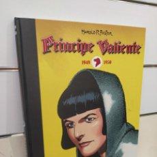 Cómics: PRINCIPE VALIENTE 1949-1950 HAROLD FOSTER - DOLMEN EDITORIAL OFERTA (ANTES 29,90 €). Lote 287897858